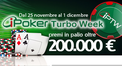 iPoker Turbo Week